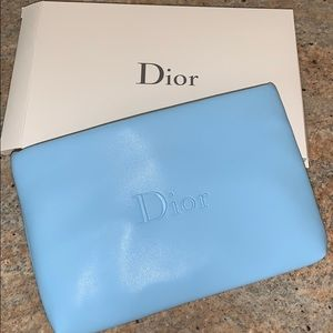 Dior makeup case